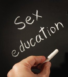 What Should Be Discussed in Sex Ed.?